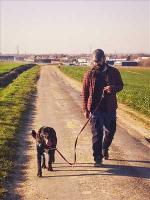 Exemple éducateur canin n°125 zone Yvelines par Lola