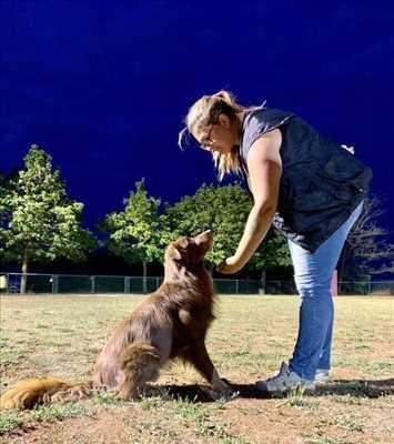 Photo éducateur canin n°136 zone Côte-d'Or par fanny